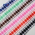 Gingham Check Craft Ribbon